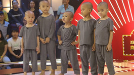 Cuộc sống 5 chú tiểu mồ côi thay đổi sau khi giành giải thưởng 300 triệu