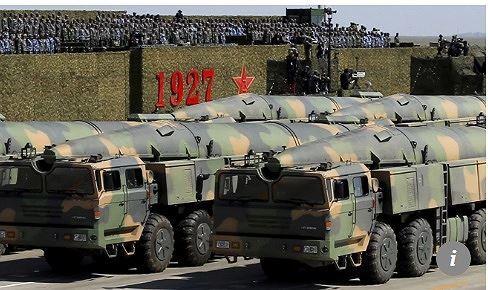 Điểm danh 5 bước đại nhảy vọt của vũ khí hiện đại Trung Quốc