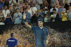Federer nhẹ lướt vào vòng 4 Australia Open 2019