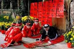 Quốc gia nào đón Tết âm lịch cùng với Việt Nam