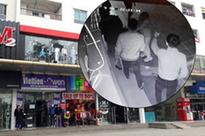 Nhân chứng kể lại vụ cô gái bị nhóm thanh niên say rượu đánh dã man trước cửa hàng ở Linh Đàm, Hà Nội