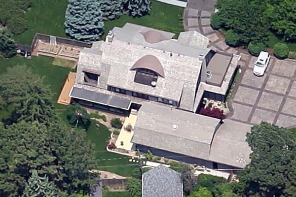 nhà riêng,biệt thự,tỷ phú,Warren Buffett