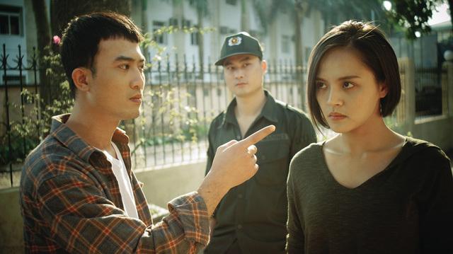 Cảnh 'soái ca' đụng độ Lan 'Cave' trong phim mới