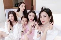Jolie Nguyễn tố bạn thân là hoa hậu giật người yêu, Lam Cúc cùng hội 'chị em cây khế' bức xúc vạch mặt