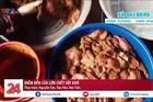 'Hô biến' lợn chết sấy khô thành món đặc sản thơm phức