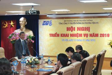 Tổng công ty VTC triển khai phương hướng nhiệm vụ năm 2019