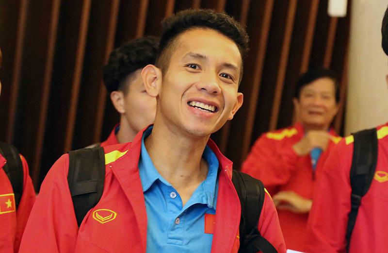 Tuyển Việt Nam ở khách sạn xịn, ăn ngon chờ quyết đấu Jordan