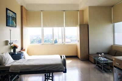 Bệnh viện công mời chuyên gia 5 sao làm dịch vụ chuẩn như resort