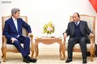 Thủ tướng tiếp cựu Ngoại trưởng Mỹ John Kerry