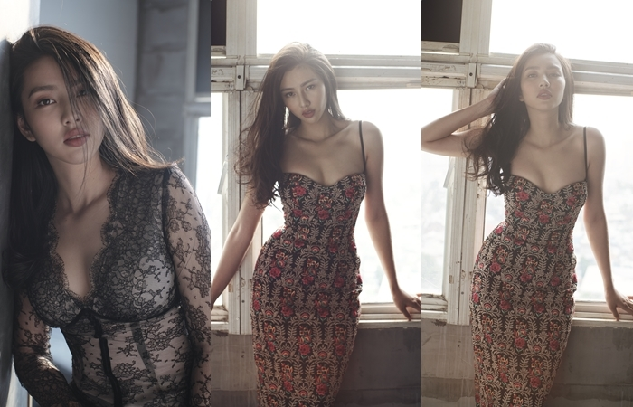 Hari Won bị 'tố' dùng ứng dụng chỉnh sửa để có ảnh đẹp