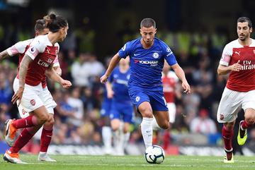 Arsenal vs Chelsea: Đại náo Emirates