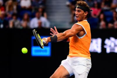 Nadal lấy vé vòng 4 Australia Open dễ như đi dạo