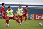 Tuyển Việt Nam không được tập sân chính trước trận gặp Jordan
