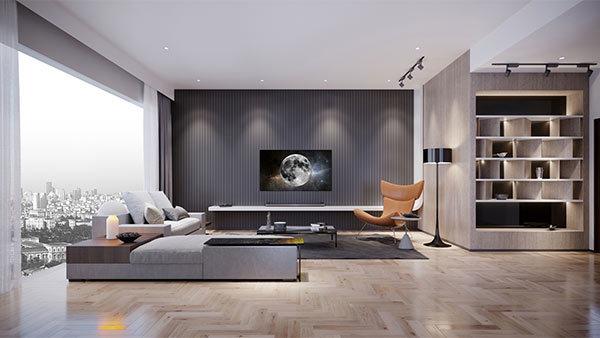 3 cách 'biến hóa' phòng khách cũ trở nên đẹp mê mẩn