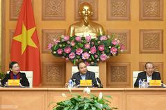 Thủ tướng chủ trì phiên họp Tiểu ban KTXH Đại hội 13