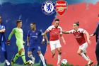 Arsenal 0-0 Chelsea: Rực lửa derby London (H1)
