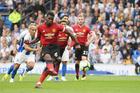 MU 0-0 Brighton: Tấn công tổng lực (H1)