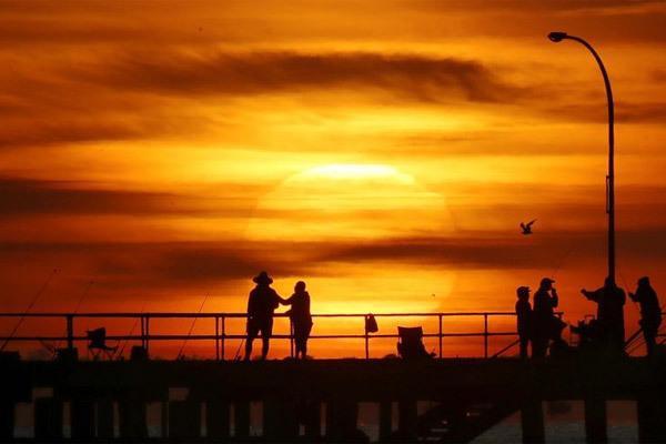 Hình ảnh nắng nóng kỷ lục thiêu đốt Australia