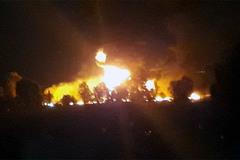 Nổ đường ống dầu ở Mexico, hàng chục người chết