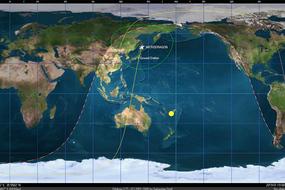 Vệ tinh MicroDragon của Việt Nam đã gửi tín hiệu về Trái đất