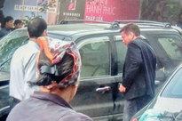 Nhân chứng vụ tông xe liên hoàn trên phố Ngọc Khánh: 'Tài xế bước ra khóc rưng rức'