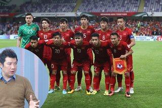 ĐTVN - Jordan: Hãy chờ đợi điều đặc biệt từ HLV Park Hang Seo