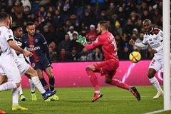 Neymar châm ngòi, PSG thắng 9-0 ở Ligue 1