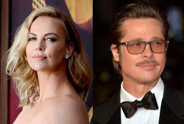 Brad Pitt,Charlize Theron,Angelina Jolie