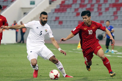 Đội hình Việt Nam vs Jordan: Chờ duyên Công Phượng