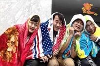 HOT: Lộ clip hậu trường tập luyện cười ra nước mắt của Táo Quân 2019