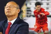 Phải chăng thầy Park 'hết bài', tuyển Việt Nam trông cậy cả vào Quang Hải?