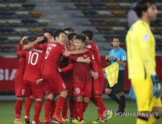 Tuyển Việt Nam,tuyển Jordan,Việt Nam vs Jordan,HLV Park Hang Seo,Báo Hàn Quốc