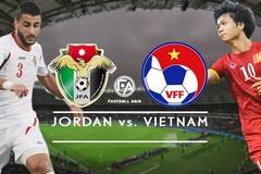 Link xem trực tiếp Việt Nam vs Jordan, 18h ngày 20/1