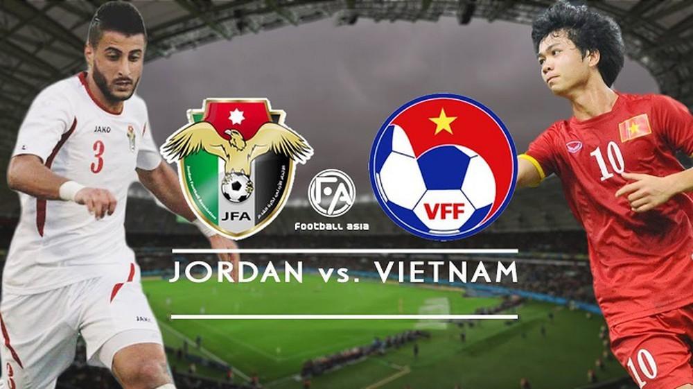 Việt Nam vs Jordan - Asian cup 2019