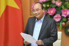 Thủ tướng chúc đội tuyển Việt Nam tối nay mọi điều may mắn