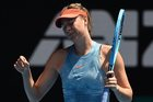 Sharapova dừng bước ở vòng 4 Australia Mở rộng