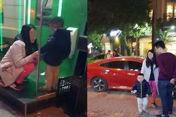 Phía sau chuyện mẹ bỏ con 3 tuổi ở cây ATM trong tiết trời lạnh giá