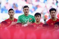 """Đặng Văn Lâm: """"Việt Nam may mắn nhưng thắng xứng đáng"""""""