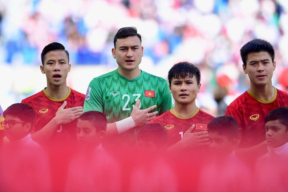 Đặng Văn Lâm: 'Việt Nam may mắn nhưng thắng xứng đáng'