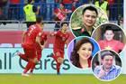 Sao Việt từ 'đau tim' đến bật khóc khi Việt Nam vào tứ kết Asian Cup