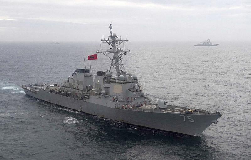 Thế giới 24h,Mỹ,Nga,tàu chiến,chiến hạm,Biển Đen