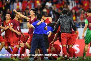 Xác định được 3 cặp đấu ở vòng tứ kết Asian Cup 2019