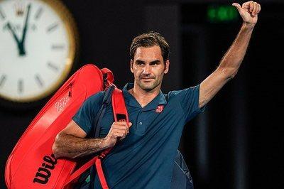 Federer bị loại khỏi Australia Open sau màn tra tấn thể lực