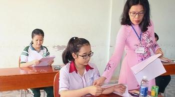 Thi học sinh giỏi quốc gia: Phát hiện nhiều sai sót