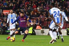 Messi và Suarez lập công, Barca bỏ túi 3 điểm