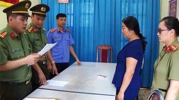 Đã xác định các thí sinh bị sửa điểm trong gian lận thi cử ở Sơn La