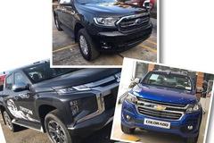 Bán tải 800 triệu: Chọn Mitsubishi Triton, Chevrolet Colorado hay Ford Ranger?