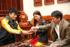 Quang Hải: Tết hạnh phúc nhất là sum họp gia đình