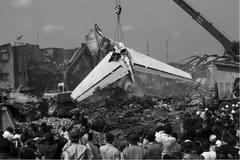 Ngày này năm xưa: Máy bay chở tín đồ Hồi giáo gặp nạn thảm khốc
