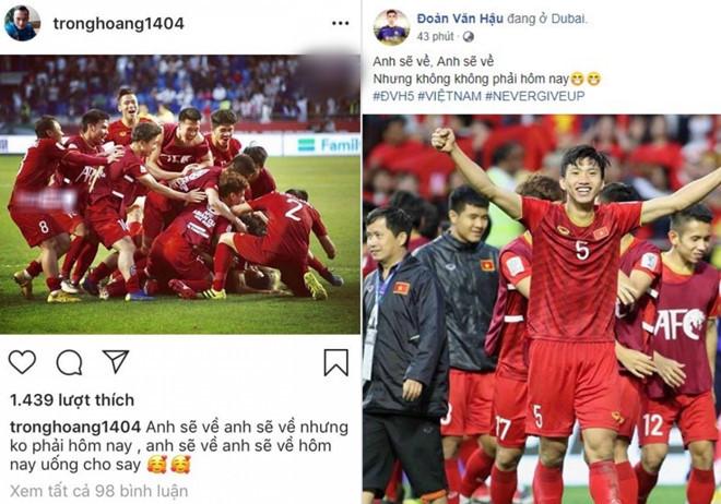 Ca khúc của Đạt G bất ngờ nổi tiếng nhờ thủ môn Văn Lâm và cầu thủ Việt